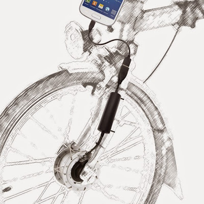 BikeCharge Power Converter